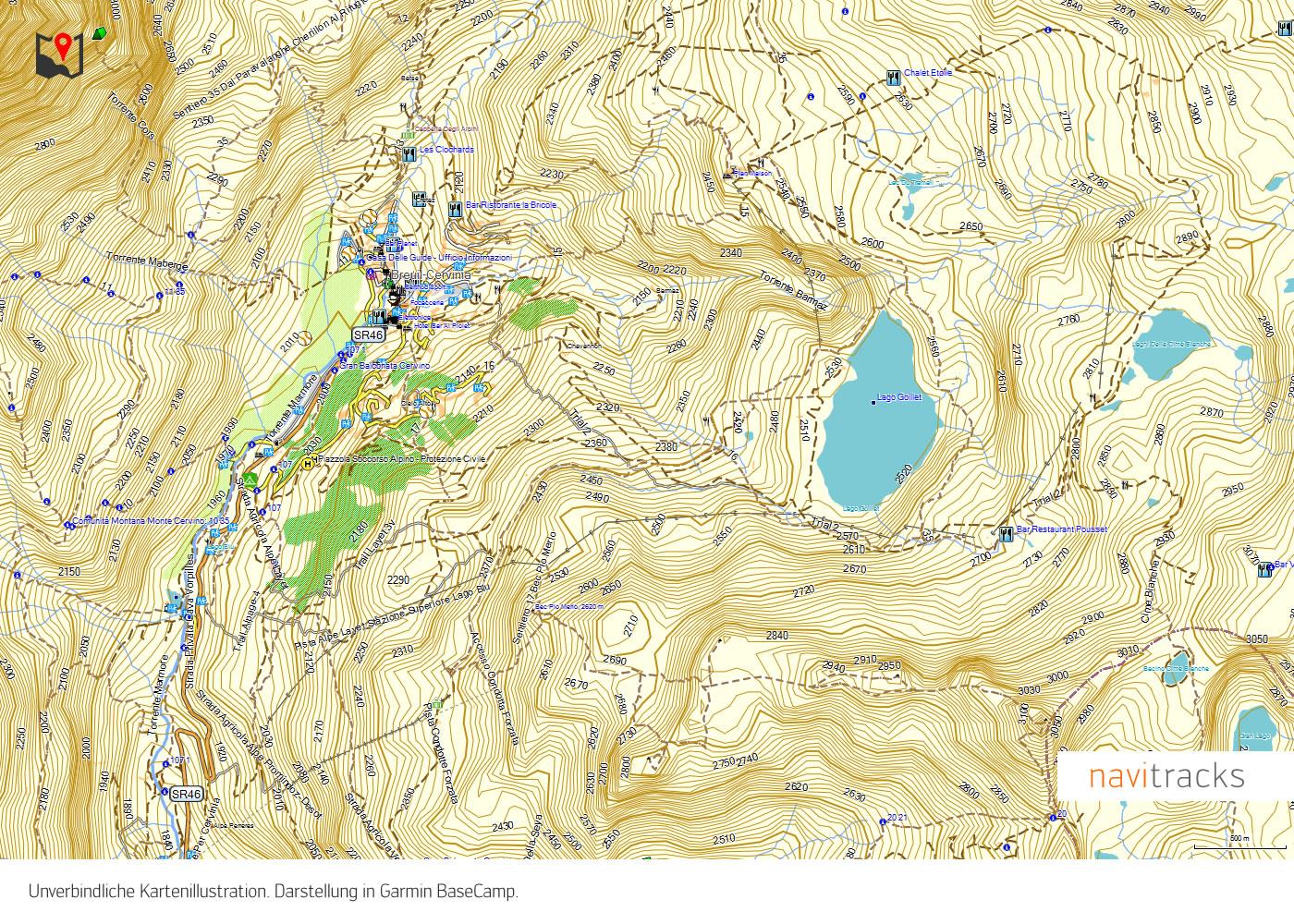 USA Süd Topo GPS Karte Garmin (Download)