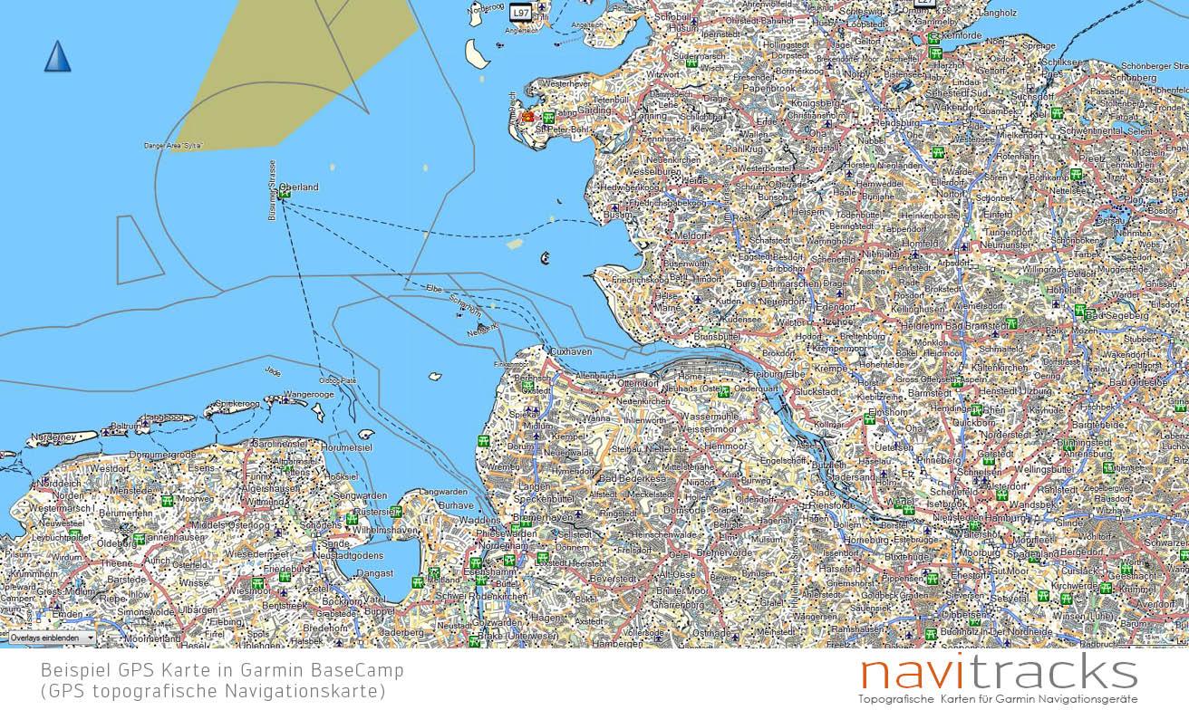 Karte Skandinavien.Skandinavien Topo Gps Karte Garmin 8gb Microsd