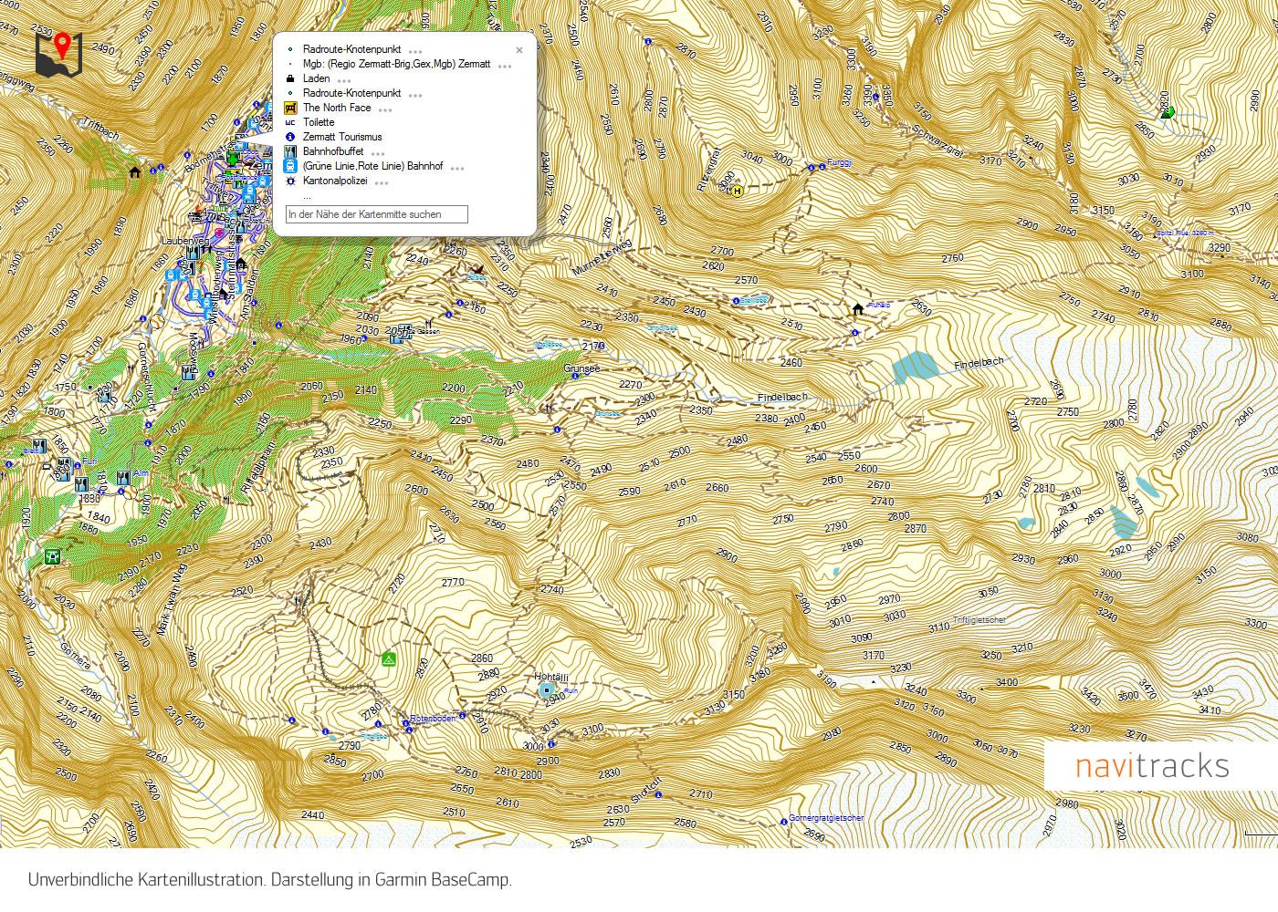 Chile Topo Gps Karte Garmin 10m Srtm Hohenlinien 8gb Microsd